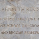 Kenneth Reed Memorial